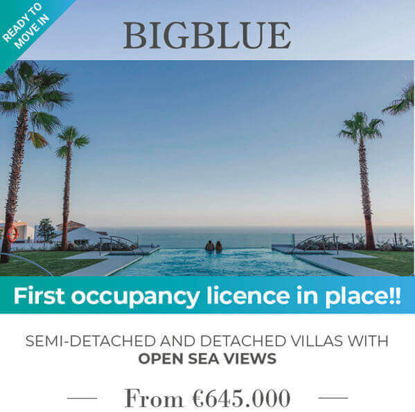 Current Offer For Project Blue Villas