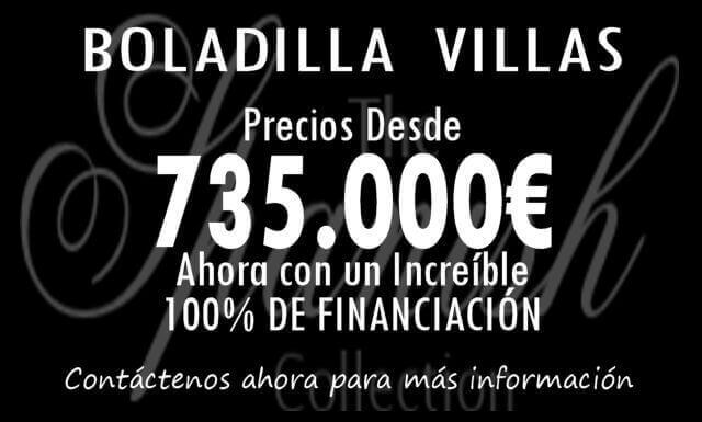 Current Offer For Project Boladilla Villas