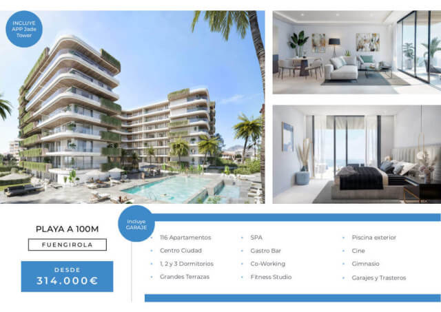 Current Offer For Project Jade Tower Fuengirola