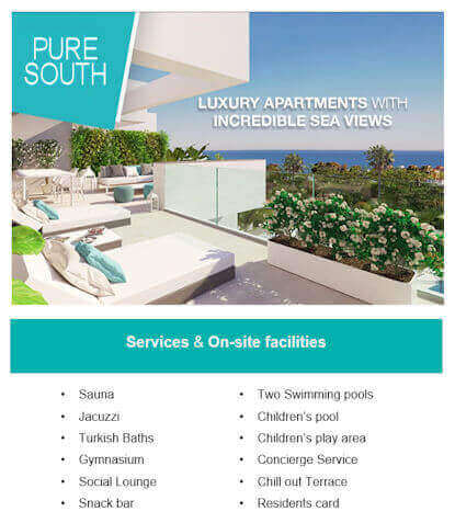 Current Offer For Project South Residences