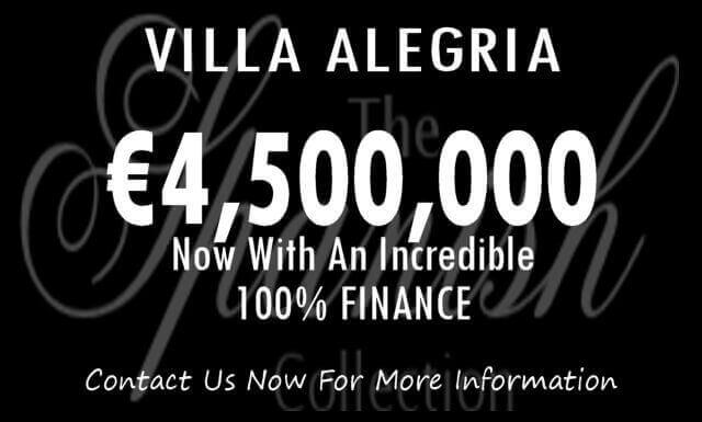 Current Offer For Project Villa Alegria